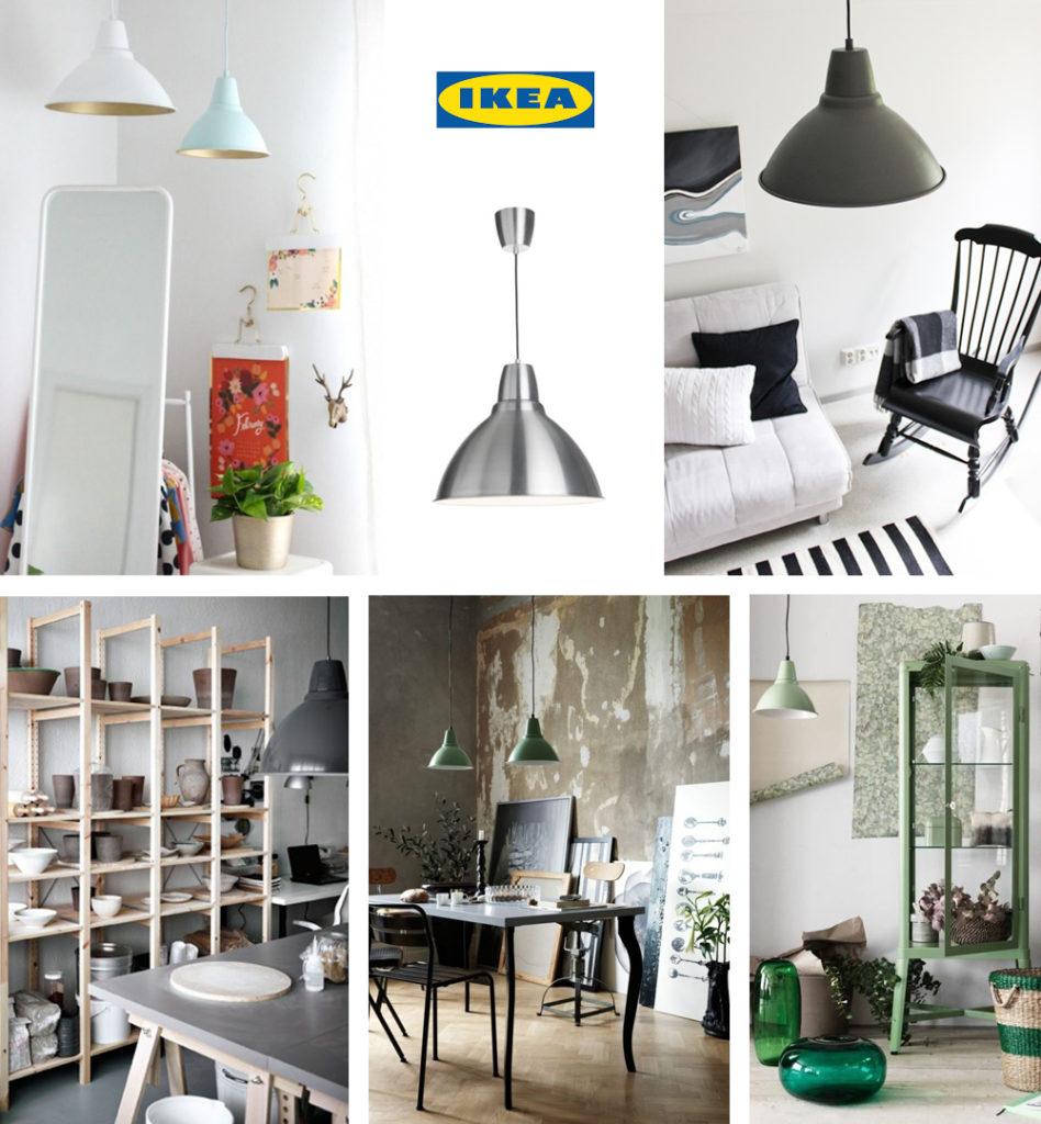 IKEA-hack: Spraymalede pendler