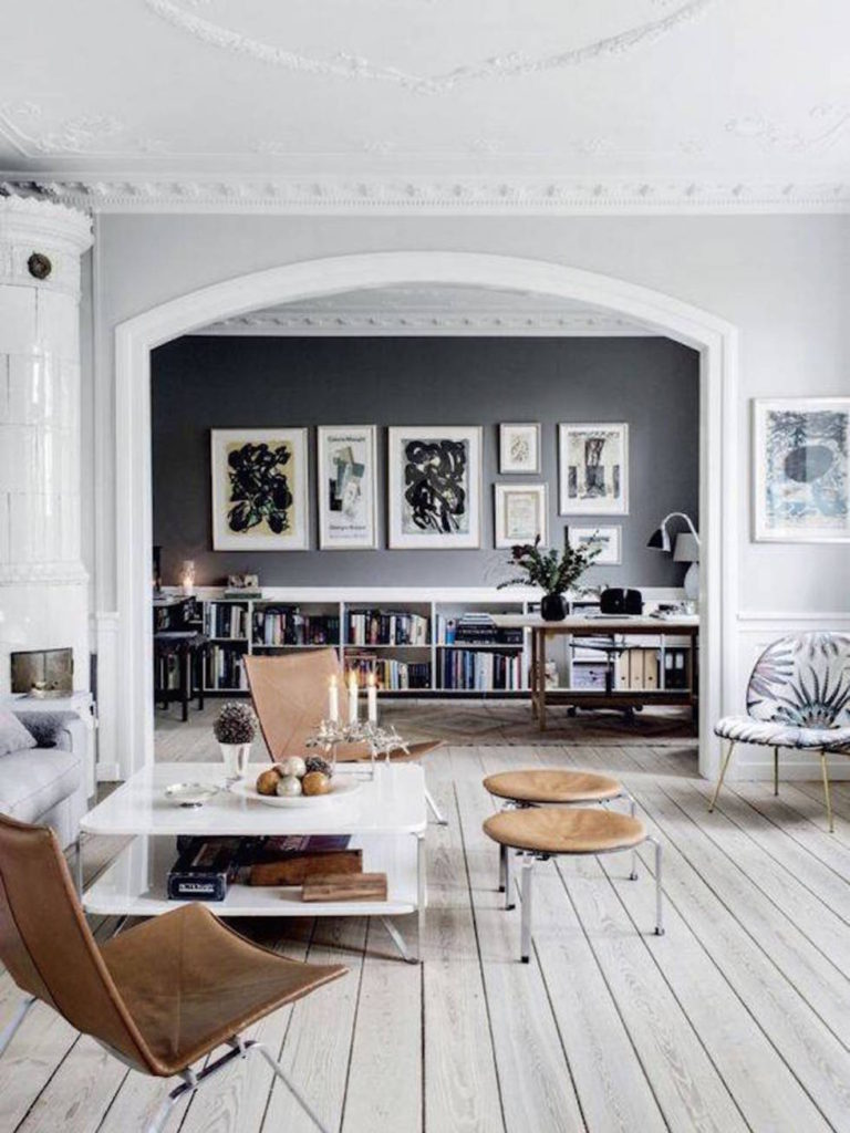 Moderne Få gode råd til din stue indretning og interiør - boliginspiration VV-84