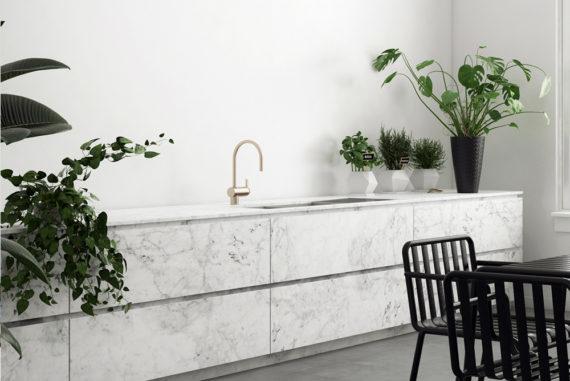 Køkkenindretning - Få inspiration til køkkenet og indretningstips her