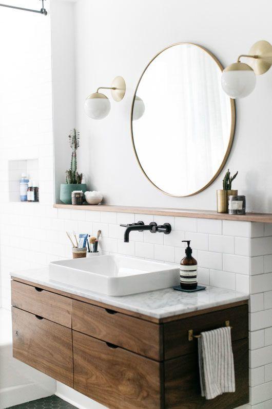 Gode råd til indretning af badeværelse