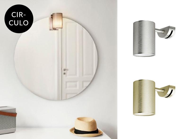 Fremragende Gode råd til valg af væglamper på badeværelset - PX02