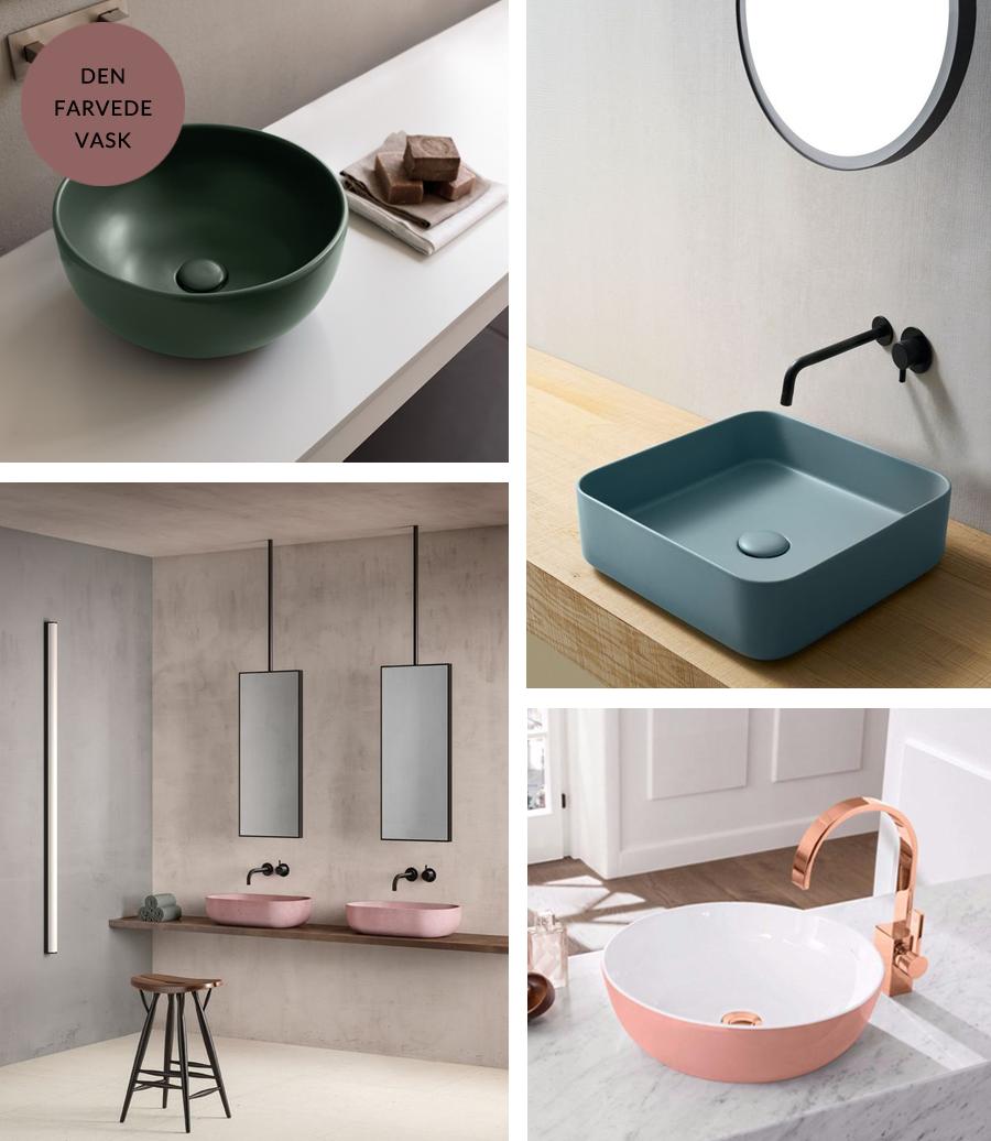 Fa Inspiration Til Dekorative Handvaske Til Badevaerelset