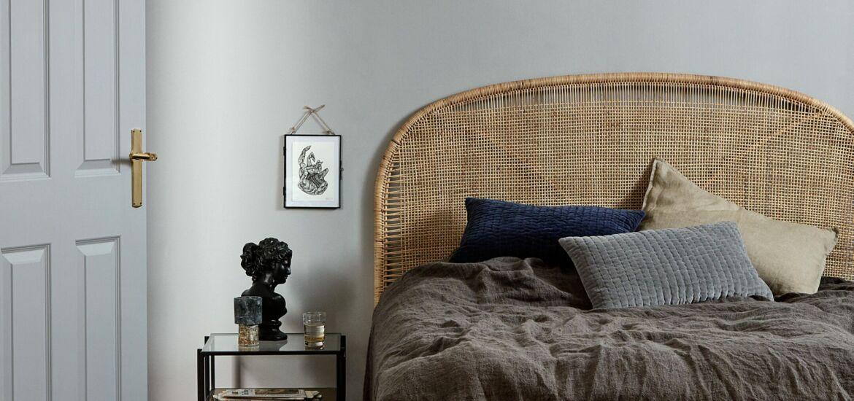 Inspiration til sengegavle i soveværelset