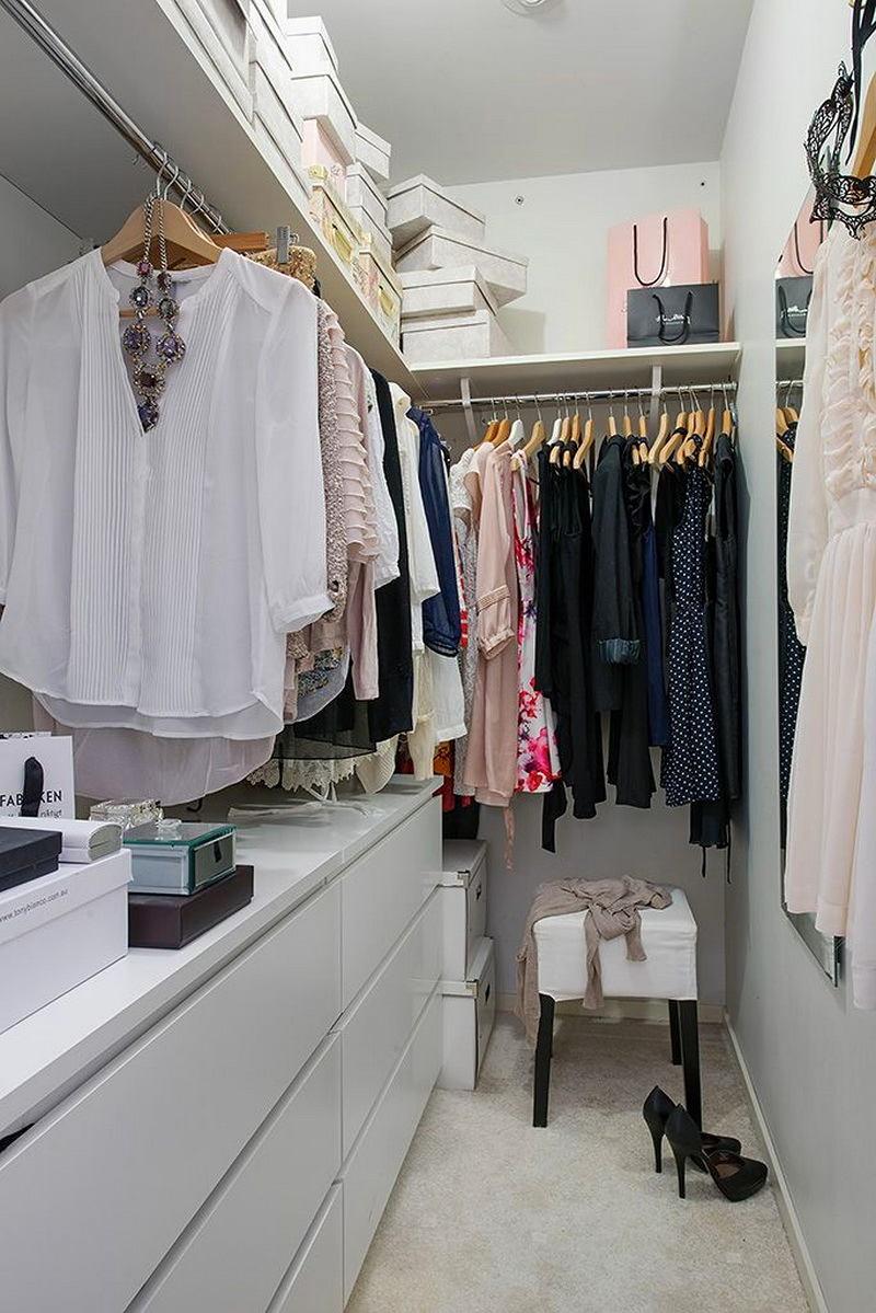 Smarte garderobeløsninger -