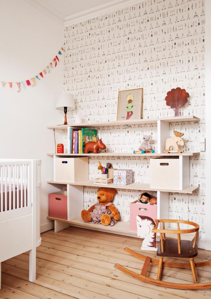 reol til børneværelse Inspiration til DIY reol til børneværelset reol til børneværelse