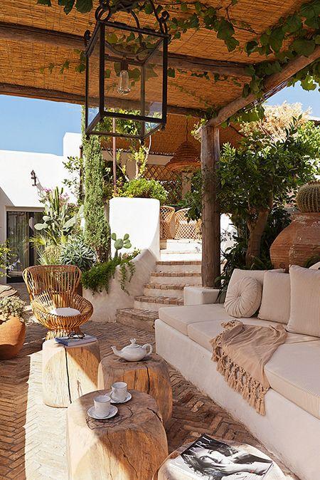 Gode ideer til indretning af terrassen