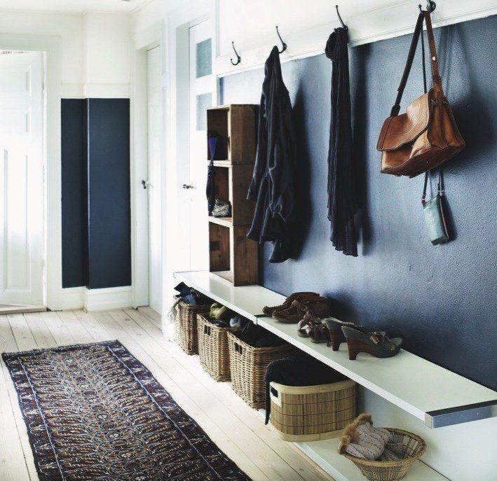 indretning entre 10 ideer til indretning af entré med en bænk   indretning entre