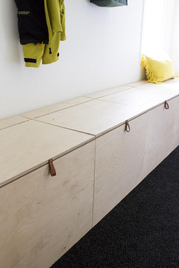 10 ideer til indretning af entré med en bænk   altomindretning.dk