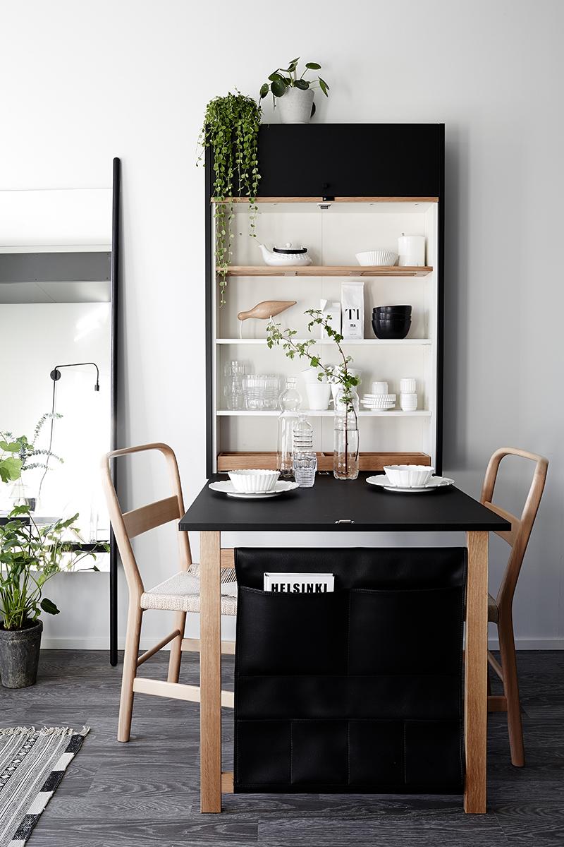 Picture of: Smart Spiseplads I Det Lille Kokken