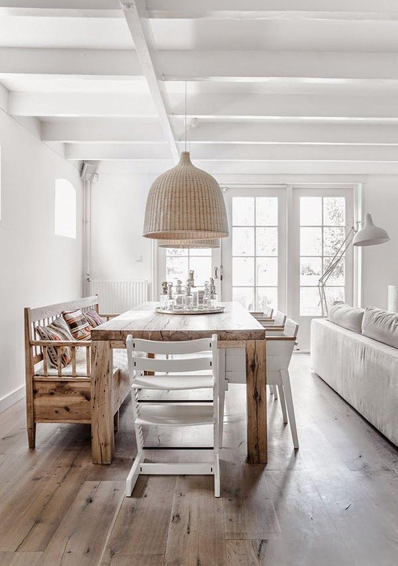 Få dekorativ pladsoptimering med køkkenbænk