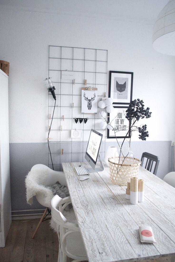 Udsmyk med wire   giv dine vægge et industrielt twist