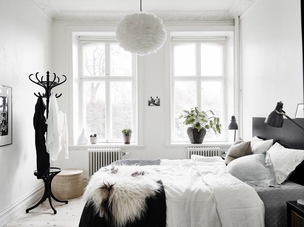 elegant pendel lampe til sovev relset. Black Bedroom Furniture Sets. Home Design Ideas