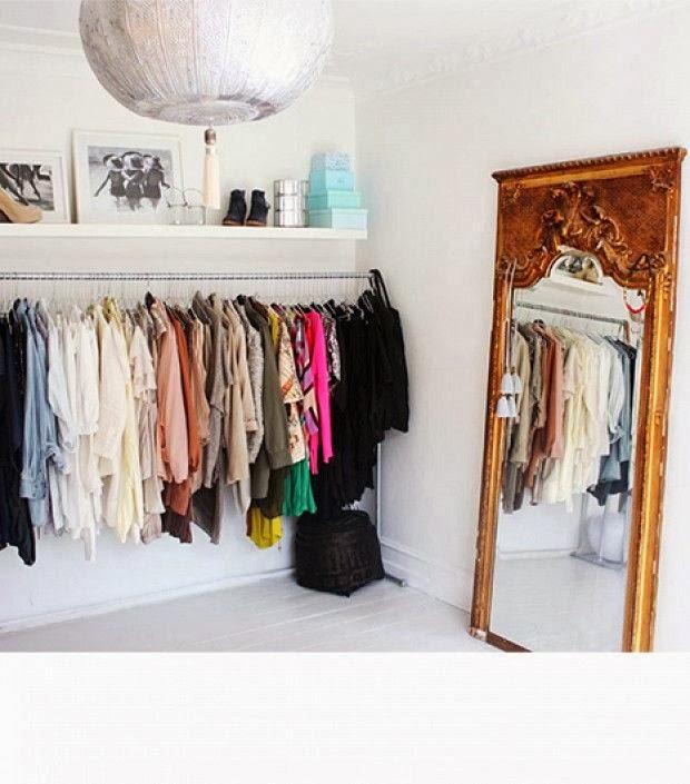 Lav din egen garderobe indretning   diy bolig inspiration