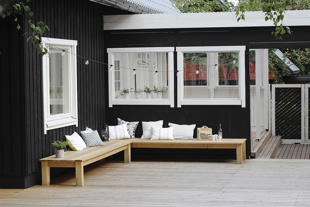 Indretning og inspiration til din altan, terrasse og have