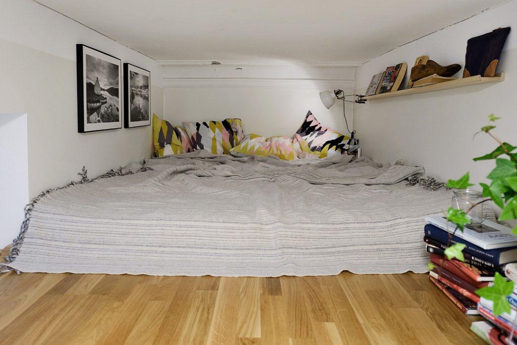 Optimal udnyttelse af lejlighed_små rum_altomindretning_9