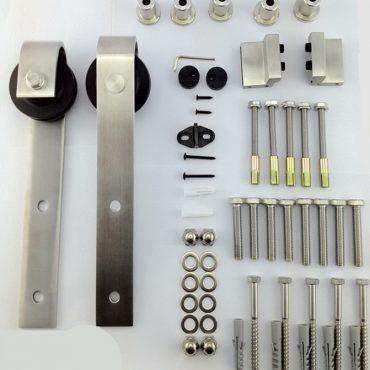 Skydedør beslag_rustfrit stål_altomindretning_model_415