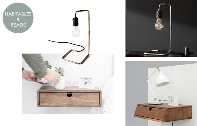 6 idéer til sengeborde & lamper -
