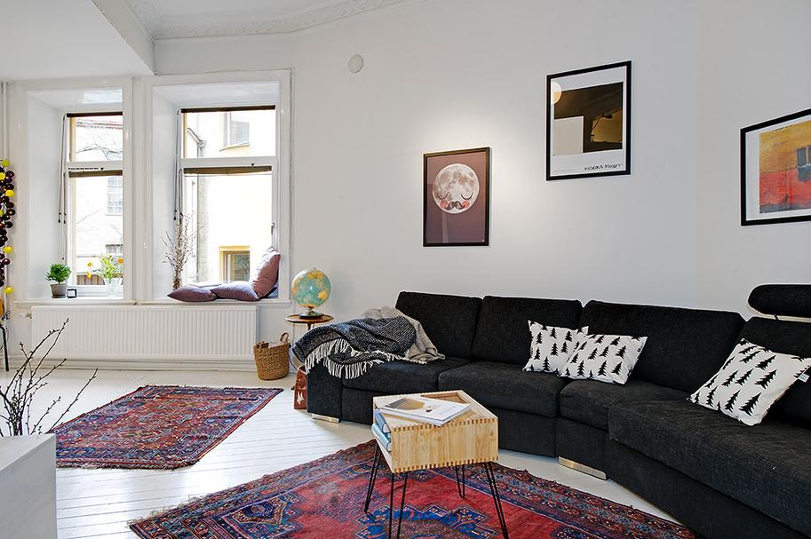 Lille lejlighed maksimalt udnyttet   altomindretning.dk