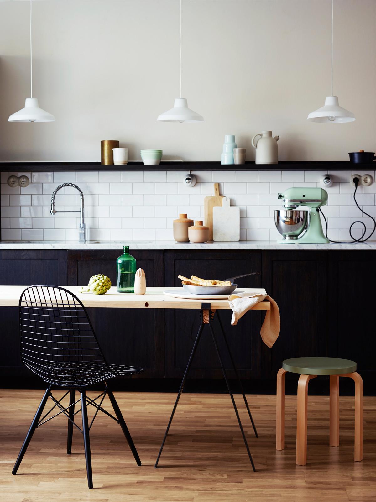 Inspiration til din køkkenindretning
