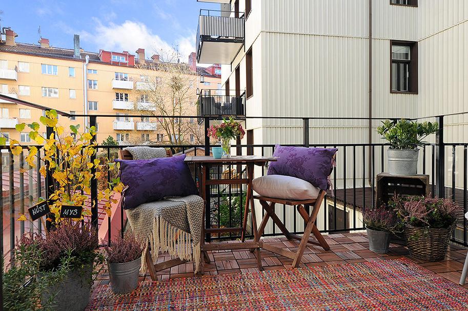 Frugtkasser på altanen   altomindretning.dk