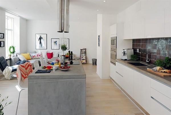Køkken alrum med beton   altomindretning.dk